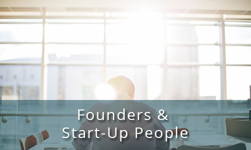 Founders and Startup People