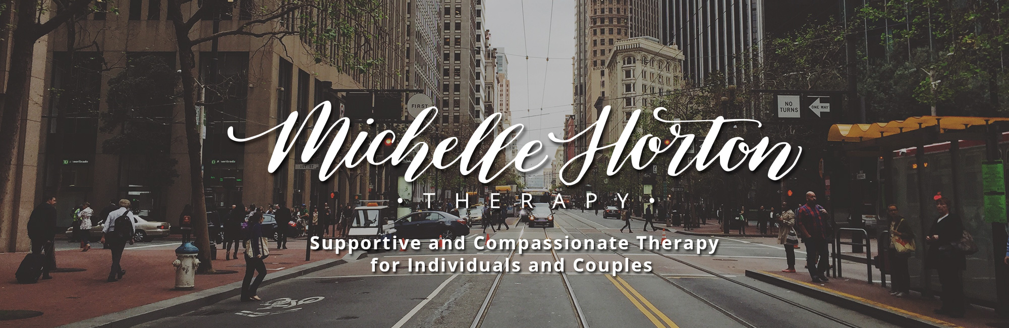 Michelle Horton Therapy MFT San Francisco