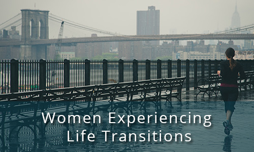 Women Experiencing Life Transitions