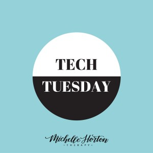 Tech Tuesday - Technology that supports mental health and wellness